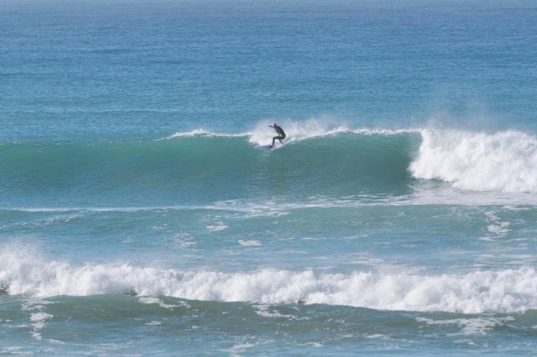 Ein schöner Pointbreak Tag in Cadizfornia